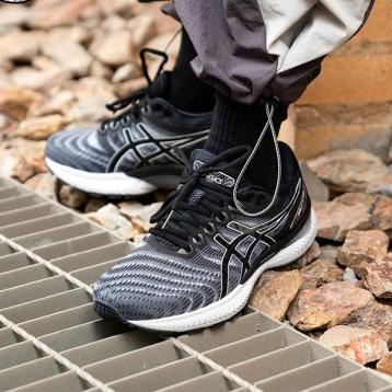 Asics 亚瑟士 Gel-Nimbus 22 男士顶级缓震跑鞋