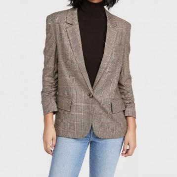 US$209.60美国直邮【黑五】Generation Love Jameson 格子男友风格西装外套