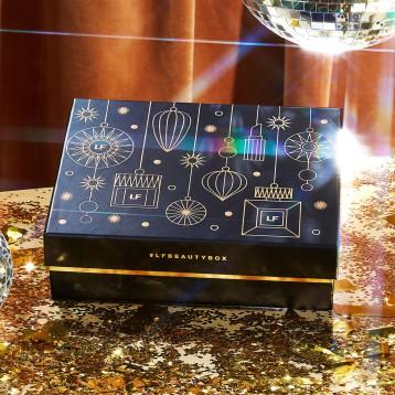 130.50元英国直邮!LOOKFANTASTIC 12月圣诞新年美妆礼盒 (价值超¥1148)