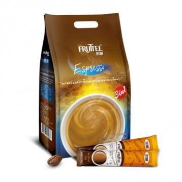 29.90元包邮【泰国馆】泰国进口咖啡 果咖FRUTTEE 经典原味三合一速溶咖啡(50条)