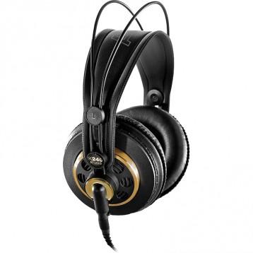 AKG 爱科技 Pro Audio K240 STUDIO 半开放式专业录音室耳机