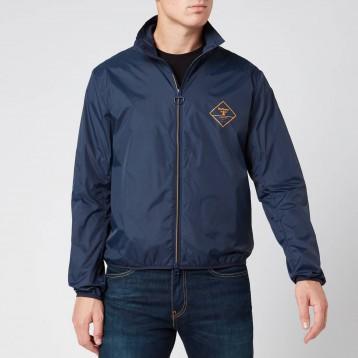 ¥387元英国直邮!Barbour Beacon Men's Dale Casual Jacket - Navy