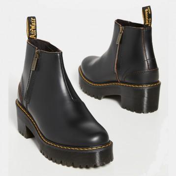 US$120美金【免费直邮】Dr. Martens 马丁靴 Rometty II 厚底切尔西靴(女款)