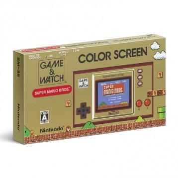 362.68元日本直郵【限量紀念版復刻】 Nintendo 任天堂 馬里奧兄弟 游戲?手表