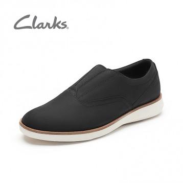 clarks 其乐 Banwell Free 男式一脚蹬套脚懒人鞋 亚马逊海外购