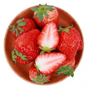 109元包郵【京東Plus會員價】紅顏奶油草莓 約重1.5kg
