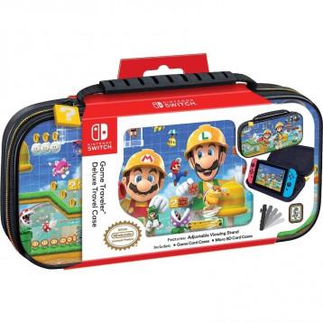 144.90元美國直郵【人氣】RDS官方許可Nintendo 任天堂 超級馬里奧游戲機便攜包保護殼