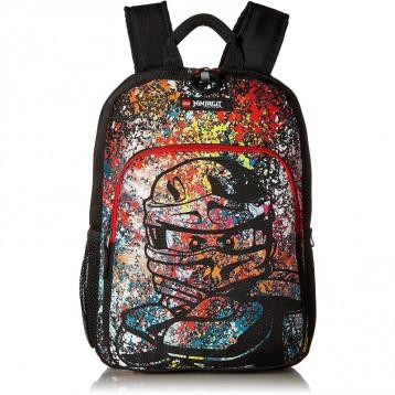 285.46元美国直邮!LEGO 乐高 Kids Ninjago Spraypaint Heritage 儿童喷漆背包书包(学龄)