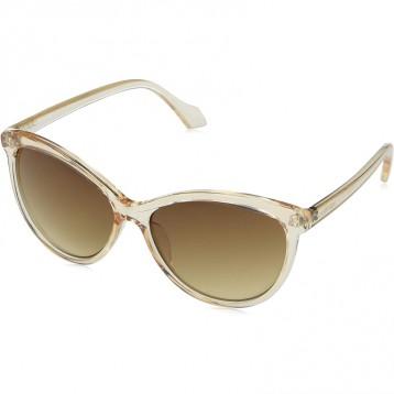 189.37元美国直邮!Calvin Klein 女式 Ck19542s 矩形太阳镜