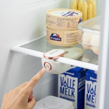 199元包邮【无耗材USB充电】摩飞冰箱卫士 臭氧杀菌除臭除味器