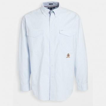 Tommy Hilfiger 35 周年革新 Yardley 牛津布衬衣