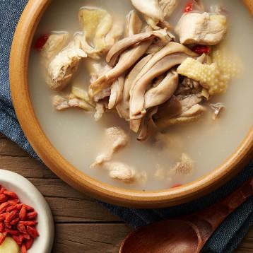 加热即食:五星级酒店王府邦瑞 胡椒猪肚鸡汤1300g