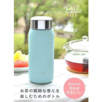 吸附异味不串味:CB JAPAN 真空保温保冷 Perle Tea 茶杯 355ml