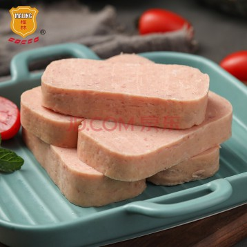 中糧出品:梅林午餐肉罐頭 340g*3盒