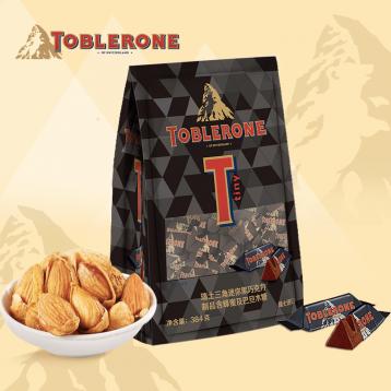 瑞士百年巧克力:Toblerone 億滋三角瑞士進口巧克力384g