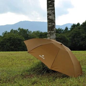 133g超輕1m直徑傘面:Snow Peak 雪峰 UG-135 超輕折疊防風晴雨傘