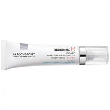 去眼角皱纹去黑眼圈:La Roche-Posay 理肤泉 Redermic R视黄醇/a醇 紧致抗皱再生修复眼霜15ml