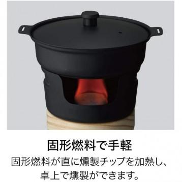日式铸铁小火锅:DOSHISHA 同志社 迷你铁锅 470毫升(附食谱 LivE)
