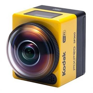 全景運動相機:KODAK 柯達 PIXPRO SP360(含Explorer附件包)
