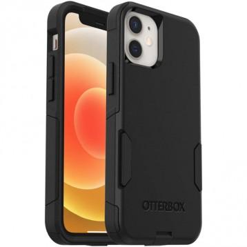 抗菌防沖擊:水獺 OtterBox 通勤系列手機殼 適用于 iPhone 12 Mini