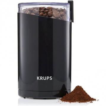 磨咖啡磨坚果都不错【人气】KRUPS 4SPEU F203 咖啡研磨机
