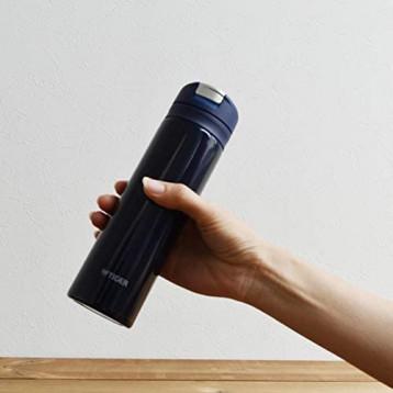 SAHARA系列:TIGER 虎牌 保温杯 靛蓝色300ml  MMX-A031-AI