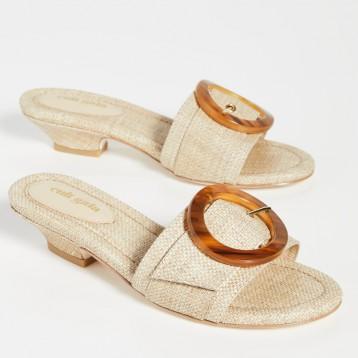 設計師品牌【風尚大賞】Cult Gaia Nelly 涼鞋 US$318