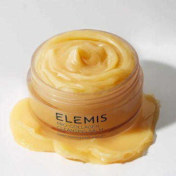 限时¥231.62元:贝嫂最爱品牌 Elemis 艾丽美【105g】pro-collagen骨胶原卸妆膏105g