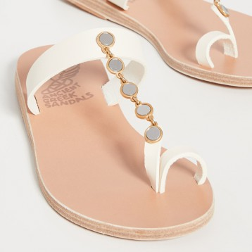 小众时尚品牌【风尚大赏】Ancient Greek Sandals Iris Mirrors 皮凉鞋