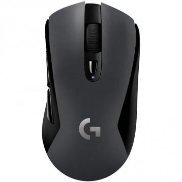 无线蓝牙游戏鼠标:LOGICOOL罗技 G603 LIGHTSPEED无线蓝牙鼠标 HERO传感器