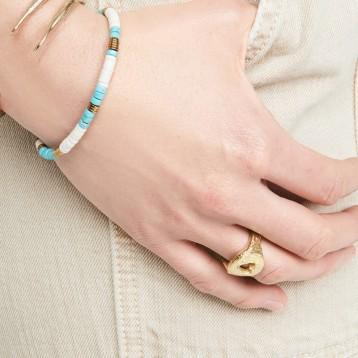 法国小众首饰品牌:Maison Monik Bague Chevaliere 戒指