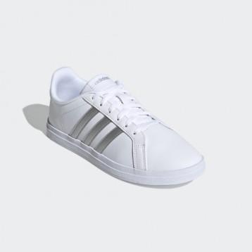 直减200元:ADIDAS NEO COURTPOINT 休闲运动鞋 女款