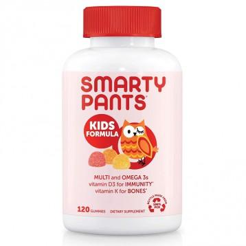 SmartyPants 儿童多种复合维生素软糖 120粒(4岁+)