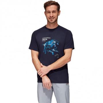 Prime有专享92折:Mammut 猛犸象 T恤 Mountain 速干男士