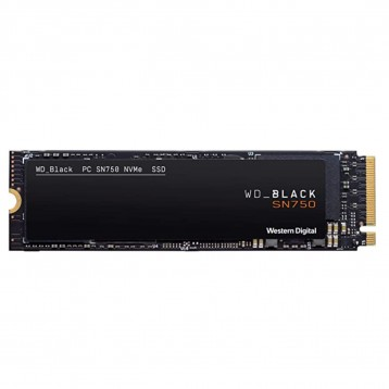比京东便宜¥248!西部数据Western Digital WD_黑色 SN750 1TB NVMe 固态硬盘 ¥830