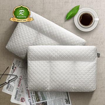 泰国原装进口 Royal King 泰国皇家分区天然乳胶枕