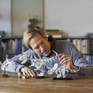 31岁也沉迷:LEGO 乐高 CREATOR 创造者创意系列 恐龙化石有限公司-21320(16+岁)