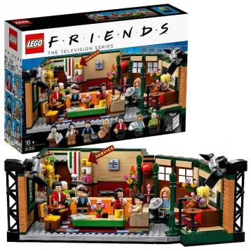【老友记Friends】25周年珍藏版:LEGO 乐高 21319 Ideas Central Perk Friends 中央公园咖啡馆