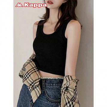 21年新品:Kappa卡帕 小圆领夏季背心2件组 多款配色