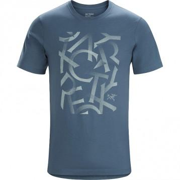 男士鳥T:Arc'teryx 始祖鳥 男士 Scramble SS T恤(兩色)