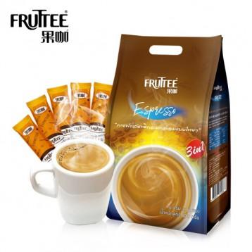 【泰国馆】泰国进口咖啡 果咖FRUTTEE 经典原味三合一速溶咖啡