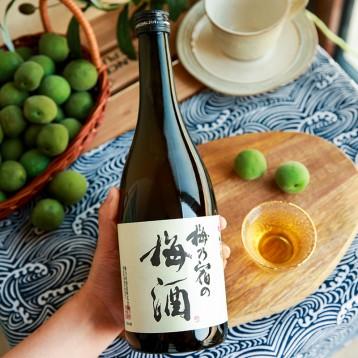 傳統泡制三年熟成【日本青梅酒】 梅乃宿梅子酒 720ml