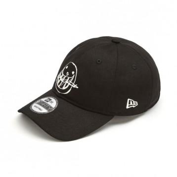 设计师品牌:YOHJI YAMAMOTO HOMME✖️NEW ERA联乘系列 图案印花棒球帽