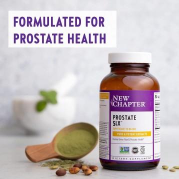 顶级前列腺保健配方【180粒 限时好价】New Chapter 新章 Prostate5LX锯棕榈胶囊