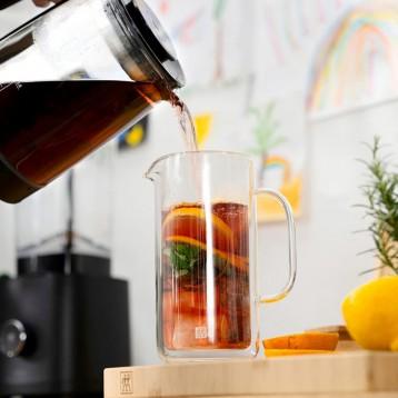 隔热保冷保温【0关税】ZWILLING Sorrento 双立人 双壁玻璃杯 800毫升