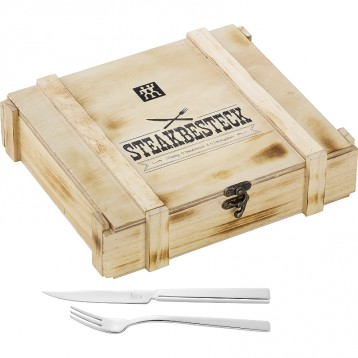 ZWILLING 双立人牛排餐具【限时¥183.92】specials 牛排餐具12件套