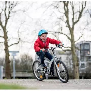 迪卡侬【青少年版】混合路面自行车20寸(适合6~9岁125~140CM)