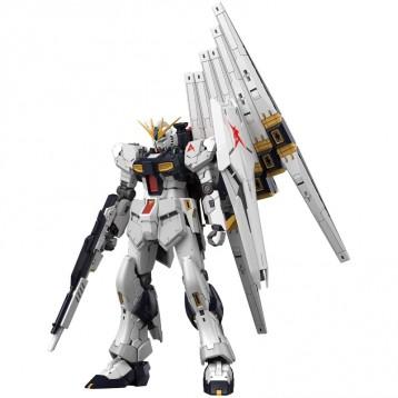 日淘手办【万代魂】BANDAI SPIRITS RG 机动战士高达 逆袭的夏亚ν高达 1/144比例 已分色塑料模型