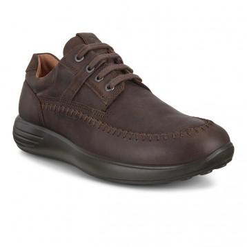爱步【限时¥518.88元】ECCO Soft 7 Runner Seawalke Oxford 牛津鞋