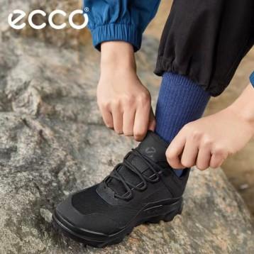 亚马逊最畅销:ECCO 爱步 Men's Mx Hiking Shoe 男士防水徒步鞋